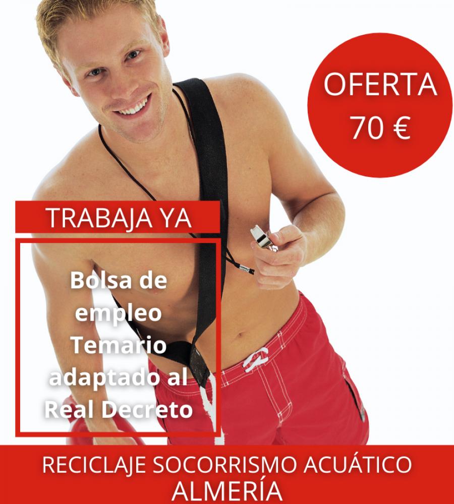 Reciclaje Socorrismo Almería