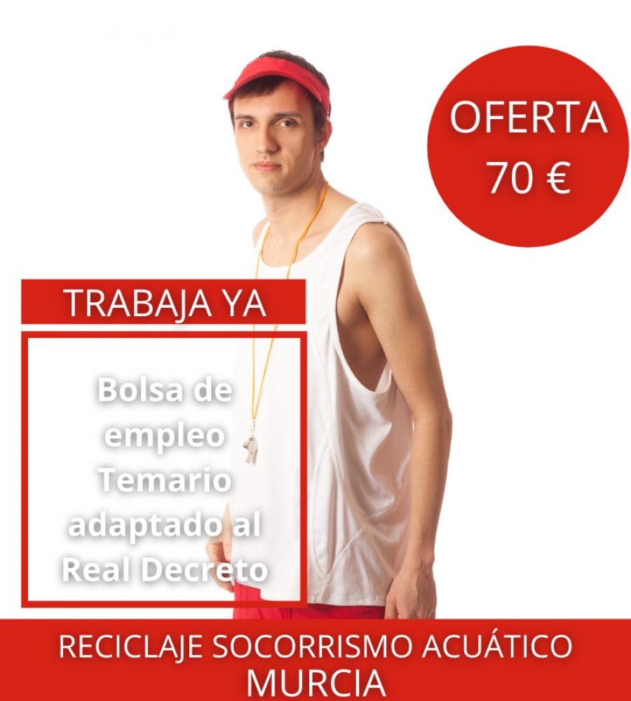 Reciclaje Socorrismo Murcia