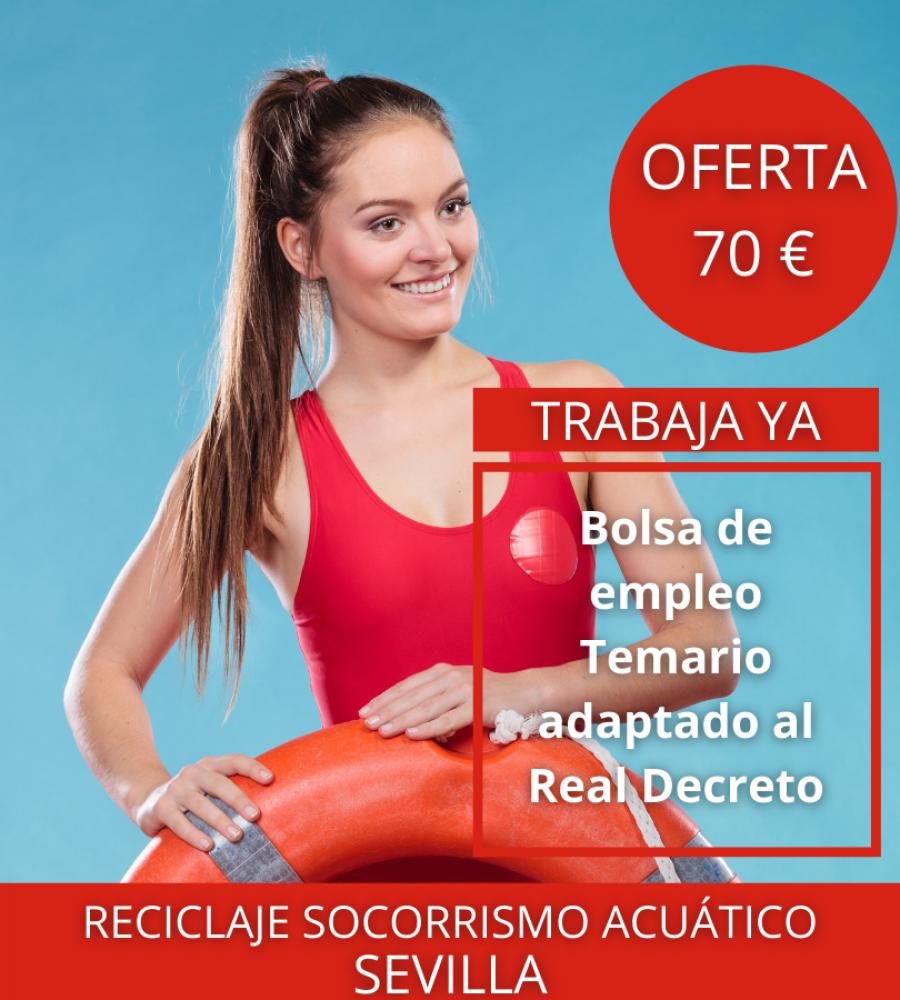 Reciclaje Socorrismo Sevilla
