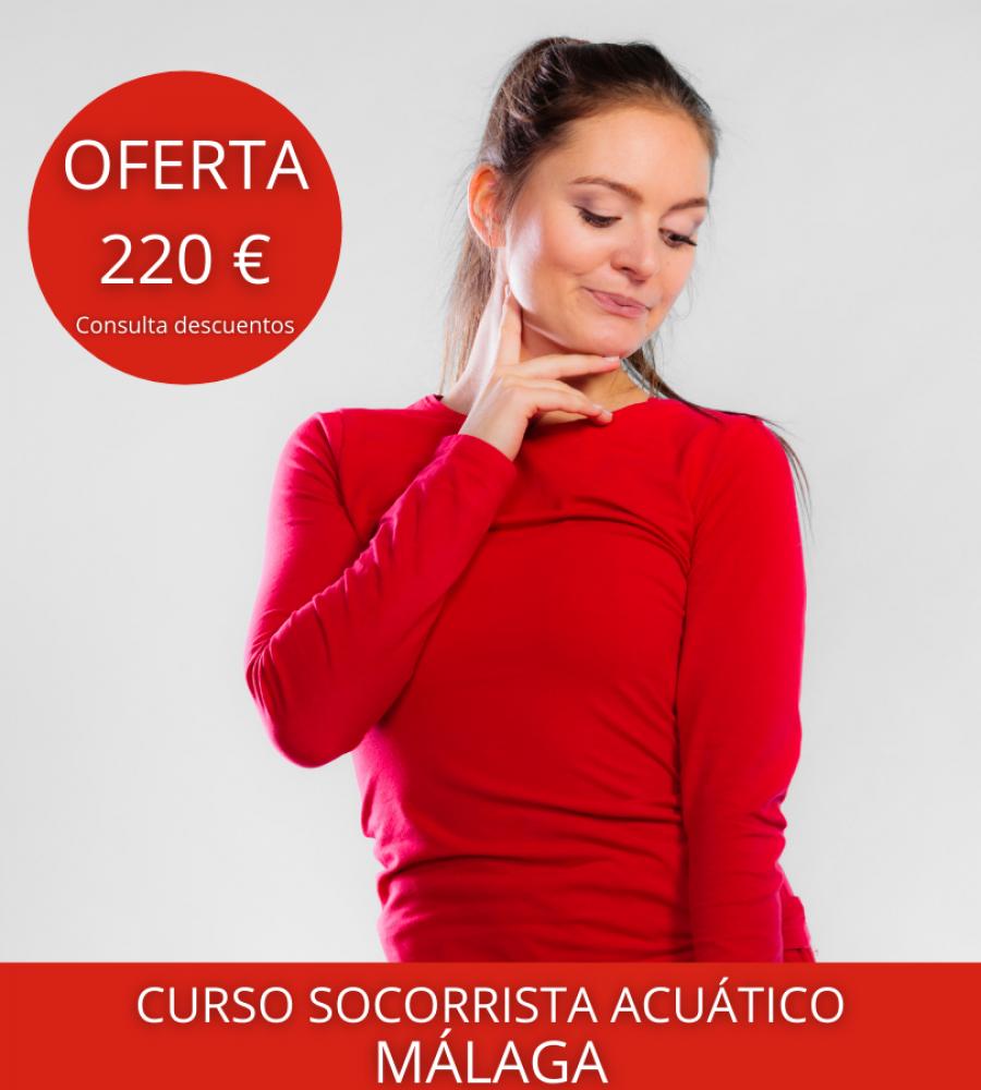 Curso Socorrista Acuático Málaga